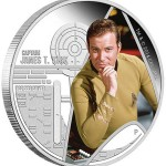 Perth Mint Launches Star Trek Commemorative Coin Series