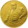 Churchill Kilo gold Coin