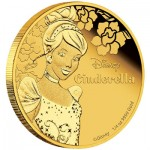 Disney Princess Coin Program Begins with Cinderella