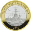 First World War 2 Pound Coin