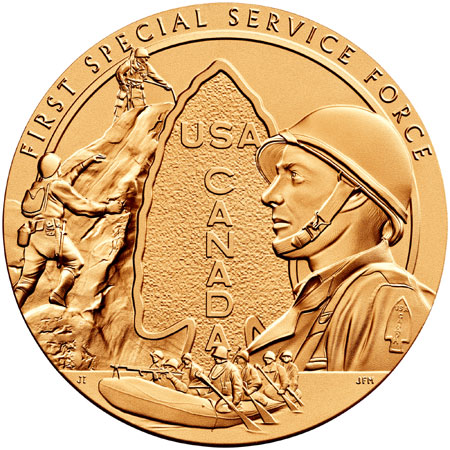 First Special Service Force Medal