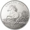 Horse 100 Silver Coin