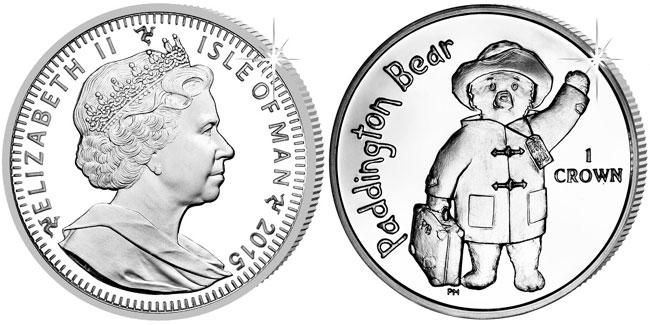 Paddington Bear Coin