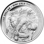 New Zealand: New Coins Mark Gallipoli Campaign Centennial