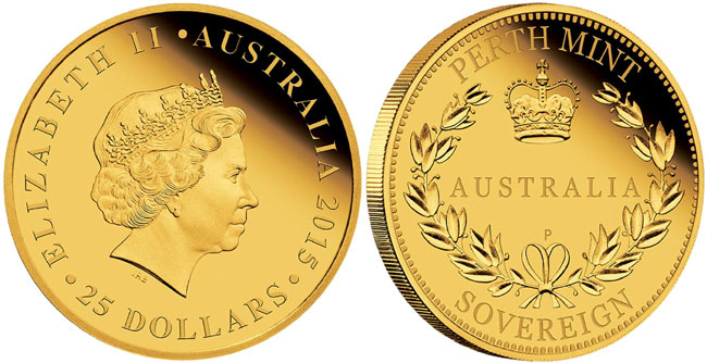 2015 Australian Sovereign