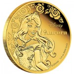 Disney Princess Coin Series Continues with Sleeping Beauty's Aurora