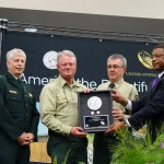 Kisatchie National Forest Quarter Launch Ceremony