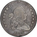 PCGS Confirms New 1798 Draped Bust Silver Dollar Variety