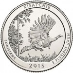 US Mint Sales Report: Kisatchie National Forest Quarter Products Debut