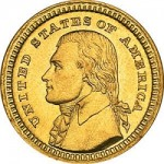 Louisiana Purchase Commemorative Gold Dollars
