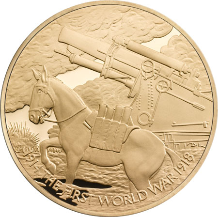 UK-2015-WWI-animals-gold