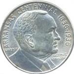 Arkansas-Robinson Commemorative Half Dollar