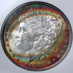 Collecting Rainbow Toned Coins