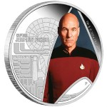 Perth Mint Releases Star Trek: The Next Generation Silver Proof Coins