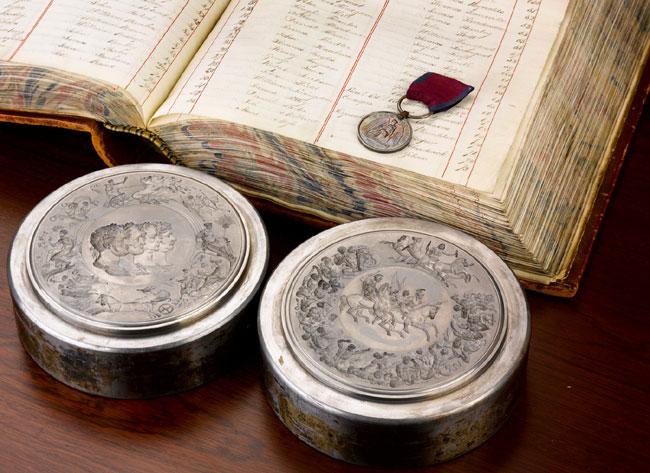 UK-2015-Waterloo-Medal-die