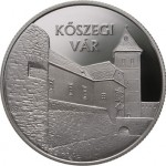 "Latest ""Hungarian Castles"" Coin Features Jurisics Castle"
