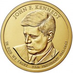 US Mint Sales Report: John F. Kennedy Presidential Dollars Debut