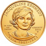 US Mint Releases Jacqueline Kennedy First Spouse Gold Coins