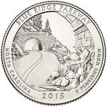 Blue Ridge Parkway Quarter Launch Ceremony
