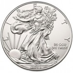 Sales Decline for American Gold and Silver Eagle Bullion Coins