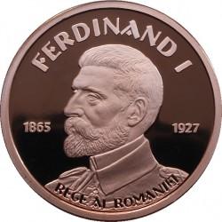 Romania 2015 1 Lei Ferdinand a