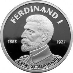 Romania 2015 10 Lei Ferdinand a