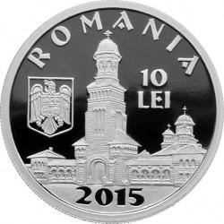 Romania 2015 10 Lei Ferdinand b