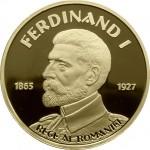 Romania 2015 100 Lei Ferdinand a