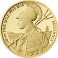 UK 2015 britannia 40th ounce gold b