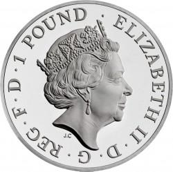 UK 2015 britannia silver half oz a
