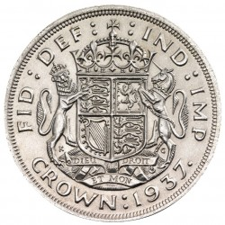 UK set 2015 1937 crown b