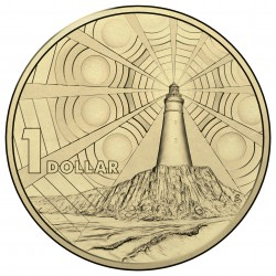 australia 2015 $1 Silver Lighthouse REV