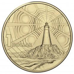 australia 2015 $1 Silver Lighthouse REV