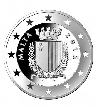 malta 2015 baviere silver a