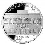 Auberge de Baviere Depicted on New Maltese Gold and Silver Collector Coins