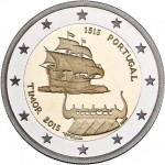 Portuguese 2 Euro Coin Celebrates 500th Anniversary of First Contact with Timor