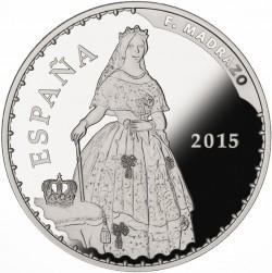 spain 10 Euro Madrazo - obverse