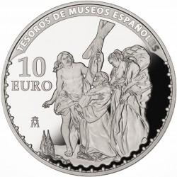 spain 10 Euro Rubens - reverse