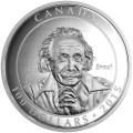Canada 2015 $100 einstein b