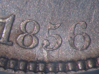 Genuine 1856