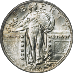 """Full Head"" Designation on Standing Liberty Quarters"