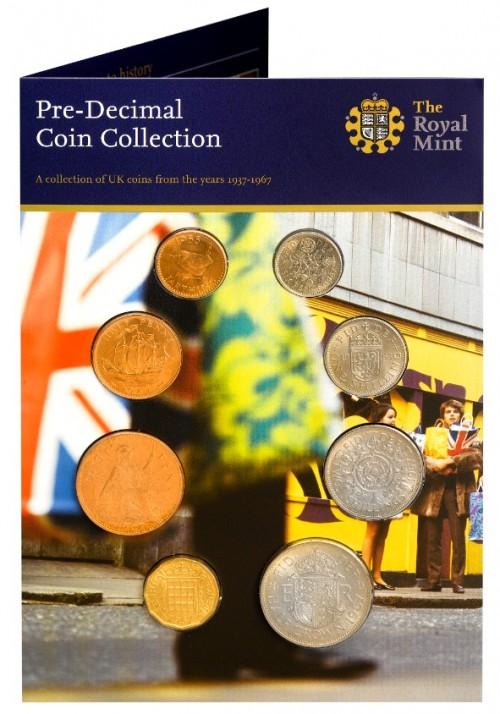UK 2015 pre-decimal set b