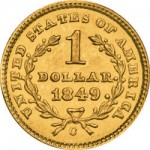 Key Date Gold Dollars