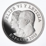 Conjoined Effigies of Spain's Felipe VI & Letitzia Unveiled for Forthcoming Coin Series