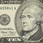Alexander Hamilton's Place on $10 Bill May Be More Secure Thanks to <i>Hamilton</i> Musical