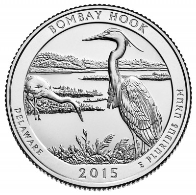 2015-Bombay-Hook-National-Wildlife-Refuge-Quarter-for-Delaware