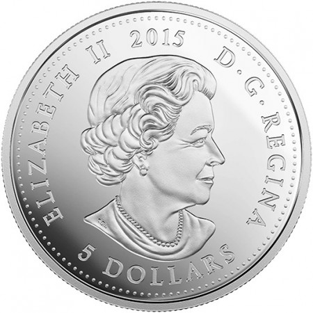 Canada 2015 Todays Monarch a