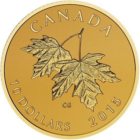 Canada 2015 portraits gold b