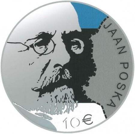 Estonia 2016 €10 Poska b
