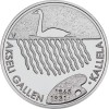 Finland honors Birthday Anniversary of Akseli Gallen-Kallela on New Silver Coin